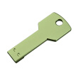 Fillinlight Grass Green Metal Key USB Flash Pen Drive USB 2.0 For Buiness Waterproof Chip