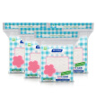 Grass three-layer blanket cotton pad 120 three boxed (makeup remover armor water water)