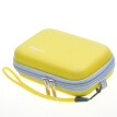 Statin ST9 yellow large classic 7-color shockproof card camera bag is very practical.