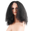 "YVONNE Afro Curly 180 Denstiy Pre Plucked Brazilian Lace Front Human Hair Wigs With Baby Hair 12""-24'' For Black Women"