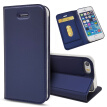iCoverCase Luxury Case for iPhone 5 / 5s / SE High Quality PU Leather Flip Cover Kickstand Anti-shock Full Protection