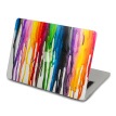 GEEKID@ macbook  Pro 13(after 2009) front decal Top sticker Decor cover colorful Mac Pro retina  13 skin cover protector