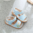 Girl baby soft bottom sandals girl princess shoes single shoe child shoes