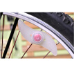 5 pcs Cycling bicycle Bike LED Light spokes Lamp decoration light Tyre Wheel lights CR2032 Button Battery High quality