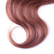Ombre Cheap Black Weft Body Wave Brazilian Hair Bundles for Sale 8A Best Quality Real Virgin Hair Extension 4 Pcs DHL Free Ship