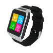 Elegance Fashion Smart Phone Watch with SIM Card Slot, Camera, Music, Pedometer, Compatible with iPhone, Android Smart Phone