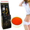 C-WL001 Fast Weight Loss 250g Black Oolong Slimming Tea Oil Cut Black Oolong Slimming Products Burn Fat baked tieguanyin