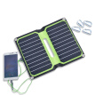 Mobile Phone LED light outdoor camping portable Folded charger 5V/10w ETFE hight efficient solar panel cell USB  regulator box