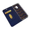 iCoverCase Luxury Case for Samsung Galaxy A8 2018 High Quality PU Leather Flip Cover Kickstand Anti-shock Full Protection