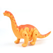 Walking Brachiosaurus Dinosaur Kids Toy Figure With Lights & Sounds, Real Movement Without Remote (one toy,color may vary)