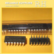 100pcs/lot 74HC04 74HC04N SN74HC04N DIP14 Six groups of inverters