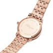 RlongTou watch men's elegant series 103M-T-A rose gold shell surface Arabia type steel strip