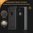 Phone Case For iPhone X 7 7 Plus 6 6s Plus 5 5s SE Case Luxury New Carbon Fiber Soft TPU Drawing Shockproof Phone Case