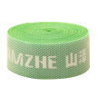 Shanze (SAMZHE) MST-07 free cutting cable tie / bundle / tied / reason / beam line with back to back Velcro finishing with a line device 20 * 1000mm green