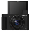 Sony (SONY) DSC-HX60 digital camera black (20.4 million effective pixels 30x optical zoom 24mm wide-angle Wi-Fi remote shooting)