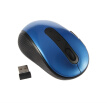 Wireless Optical 2.4GHz Mouse Mice Slim +USB Receiver for Laptop PC Notebook  Blue