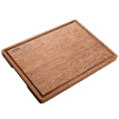 Up to Lefeng solid wood chopping board Wings wood European sink plate chopping board TJ3525 (35 * 25 * 2cm)
