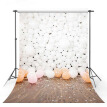 Winter Snowflakes Background 5*7FT Vinyl Fabric Cloth Digital Printing Photo Studio Backdrop S-3029