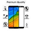 GiGiboom 2pieces 9H HD Full Coverage Tempered Glass Screen Protector for XIAOMI Redmi 5S Plus Screen Protector Film