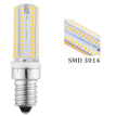 High quality E14 LED Lamp SMD3014 220V LED Corn Bulb 58 72 104LEDs Chandelier Candle LED Light For Home Decoration