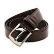 Joker Casual Pin Buckle Belt Leather Belt Men's For Belt Male Genuine Leather Belt Designer Pin Buckle Men'S Belts(Size 110-120cm)