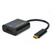CableCreation USB 3.1 USB-C Тип С до HDMI адаптер, USB 3.1 Type C Реверсивный (USB-С) на HDMI адаптер, Поддержка HDTV UHD 4K, 0.15M