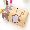 Children Washcloth Baby Feeding Baby Face Towels Washers Hand Cute Cartoon Wipe Wash Cloth Cotton For Feeding Bathing