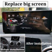 Car Navigation For Audi A3 8V 2012~2018 Multimedia Player NAVI Update 8.8 inch Monitor Double System Countrol Navigation