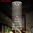 Modern Crystal Pendant Light Lamp Lighting Luxury LED Indoor Chandeliers Lamps Hanging Lights Home Decoration Fixtures