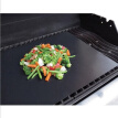 2pcs/lot New  bbq Grill mat for outdoor Microwave Oven Use  non-stick Reusable Baking Sheet Meshes Barbecue accessories