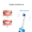 TINTON LIFE Toothbrush Rechargeable Rotate Electric Toothbrush Ultrasonic Toothbrush Inductive Charging D12