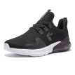Jordan men's shoes mesh breathable cushion shoes cushioning casual shoes men XM3580328 black / silver 40