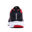 Jordan men's shoes running shoes comfortable breathable sports shoes XM3570242 black / Aurora red 43
