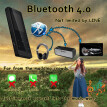Bluetooth MP3 Player Touch Screen HIFI 8GB Voice Recorder 2018 New 1.8 inch Screen Sports FM Radio eBook A7 Dual Audio Output