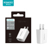 ROMOSS TK05S Mobile Travel Charger USB Power Adapter Compact and Portable