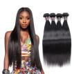 Ishow Good Cheap Virgin Hair 4 Bundles Peruvian Straight Hair Weave 100% Human Hair Unprocessed Virgin Straight Hair Weave Bundles