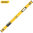 Deli (deli) strong magnetic level aluminum alloy level measuring ruler level 1000mm DL9831000B