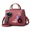 SGARR Luxury Women Handbags Famous Brands Female PU Leather Shoulder Crossbody Bag High Quality Small Ladies Casual Tote Bag