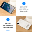 Ulefone X 3300mAh Smartphone Face/Touch ID 4+64GB 16.0MP Camera Qi Wireless Charge Mobile Phone 5.85''19:9 FHD+ Screen Cellphone