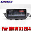 For BMW X1 E84 2009~2015 LiisLee Car Multimedia GPS Audio Hi-Fi Radio Stereo Original Style For NBT Idrive Navigation NAVI