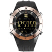Bluetooth Step Counter Watch Genuine Fashion Sports Multi Function Single Display Electronic Watch Couple Pop Men Waterproof Watch