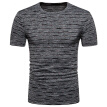 JCCHENFS 2018 New Short Sleeve Men T-Shirt Fashion Striped O-Neck Streetwear Summer Short Tops Tees Fitness Men's Brand Clothing