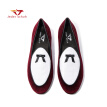 Jeder schuh velvet men handmade loafers Fashion Prom and wedding men's casual shoes big size men flats