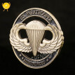American air force coin parachute coin ancient bronze relief hollow out of the collection coin