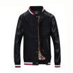 Zogaa Autumn New Korean Men's Jacket Pacthwork Slim Casual