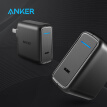 Anker USB-C Power Delivery PD 30W Single Port USB Charger / Charging Head Support Apple MacBook Android Phone Tablet Black