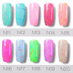 ROSALIND Gel 1S 7ml N01-24 Cheese Series Nail Gel Polish UV LED Glitter Manicure Nail Art Semi Permanent Soak Off gel lacquer