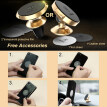 Baseus Magnetic Car Phone Holder for iphone X  8 Samsung S9 Mobile Phone  Air Vent Vertical Flat Type Mount Magnet Phone Stand