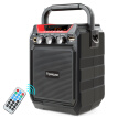 TOPROAD Wireless Portable Bluetooth Speaker Stereo Heavy Bass Music Player Support Remote Control FM Radio TF USB Microphone