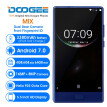 Doogee Mix 5.5''HD 4G Мобильный телефон Android 7.0 Helio P25 Octa Core 4GB + 64GB 8MP + 16MP Dual Rear Cam Fingerprint 4G Smartphone
